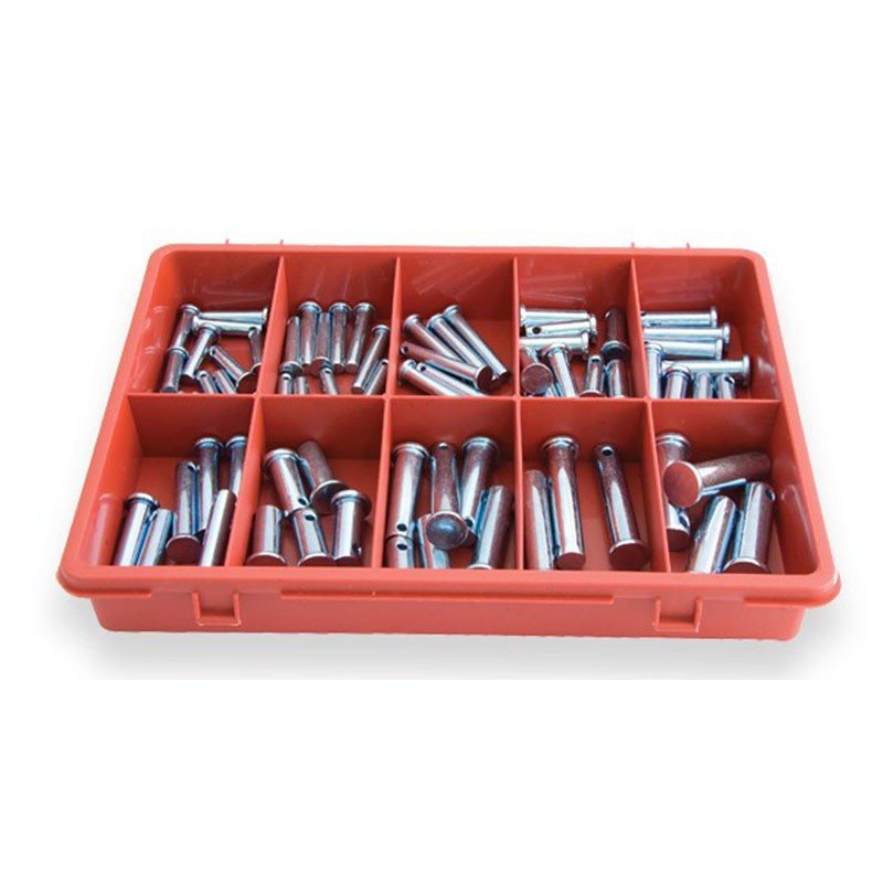 Assorted clevis pins 72 pce