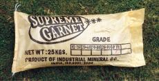 Garnet 30-60 25Kg Bags