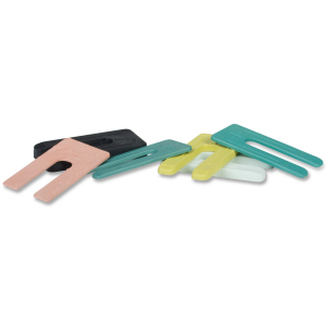 Plastic Packer / Shim Horseshoe