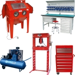 Workshop, Automative & Hydraulic Equipment