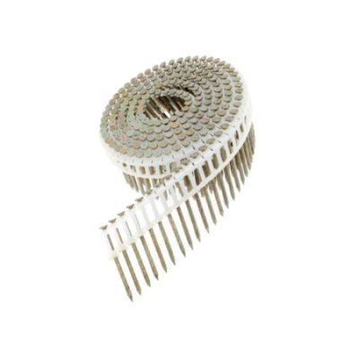 Coil Nails 15° Plastic Collated to Suit Max / Bostitch / Makita / Hitachi / Seco / SPOTNAILS Tools